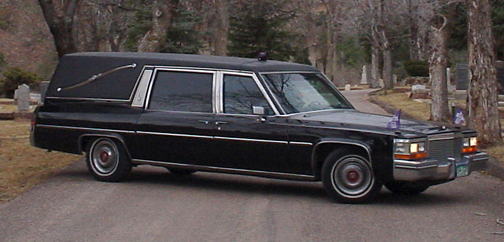 Buying A Hearse Car