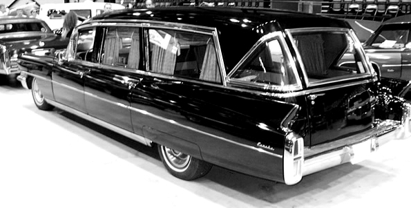 Hearse Girls, the hottest girls with the coolest cars